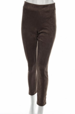 Дамски панталон Andrew Marc, Размер M, Цвят Кафяв, 90% полиестер, 10% еластан, Цена 20,50лв.