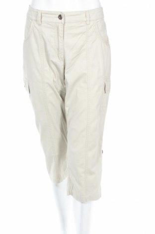 Дамски панталон Blue Motion, Размер M, Цвят Бежов, Памук, Цена 8,28лв.