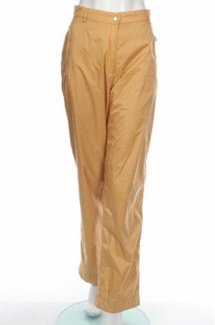 Дамски панталон Chervo, Размер M, Цвят Бежов, Полиамид, Цена 10,11лв.