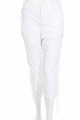 Γυναικείο παντελόνι DKNY Jeans, Μέγεθος M, Χρώμα Λευκό, 98% βαμβάκι, 2% ελαστάνη, Τιμή 8,66€