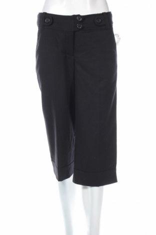 Дамски панталон H&M, Размер S, Цвят Черен, 64% полиестер, 34% вискоза, 2% еластан, Цена 8,51лв.