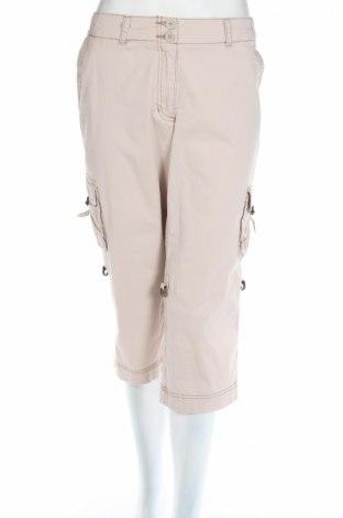 Γυναικείο παντελόνι Style & Co, Μέγεθος M, Χρώμα  Μπέζ, 97% βαμβάκι, 3% ελαστάνη, Τιμή 5,20€