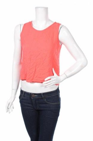 Дамски потник Ambiance Apparel, Размер S, Цвят Оранжев, Вискоза, Цена 4,00лв.