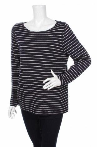Γυναικείο πουλόβερ S.Oliver, Μέγεθος XL, Χρώμα Μπλέ, 60% βισκόζη, 20% πολυαμίδη, 20% βαμβάκι, Τιμή 10,18€