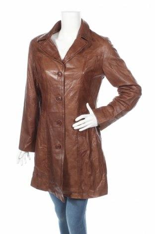 Дамско кожено палто Sandra Pabst