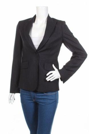 Дамско сако BCBG Max Azria, Размер S, Цвят Син, 96% вълна, 4% еластан, Цена 17,88лв.