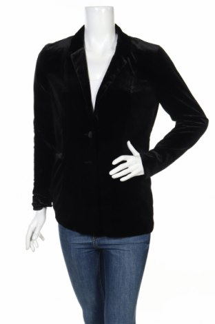 Дамско сако Only, Размер M, Цвят Черен, 92% полиестер, 8% еластан, Цена 18,17лв.