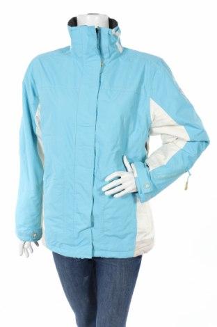 Дамско яке за зимни спортове TCM, Размер L, Цвят Син, Полиестер, Цена 16,50лв.