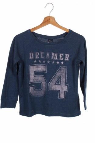 Детска блуза Arizona, Размер 13-14y/ 164-168 см, Цвят Син, 80% памук, 20% полиестер, Цена 24,00лв.