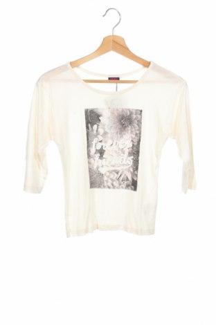Bluză de copii Buffalo, Mărime 7-8y/ 128-134 cm, Culoare Bej, 100% viscoză, Preț 25,26 Lei