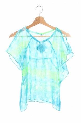 Детска блуза Justice, Размер 7-8y/ 128-134 см, Цвят Многоцветен, Полиестер, Цена 3,75лв.