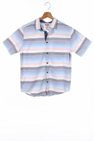 Παιδικό πουκάμισο Wrangler, Μέγεθος 15-18y/ 170-176 εκ., Χρώμα Πολύχρωμο, 65% βαμβάκι, 31% πολυεστέρας, 4% ελαστάνη, Τιμή 6,53€