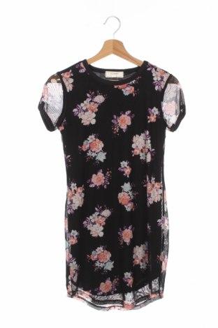 Детска рокля No comment, Размер 14-15y/ 168-170 см, Цвят Черен, 95% полиестер, 5% еластан, Цена 6,00лв.