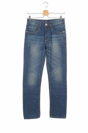 Детски дънки Buffalo, Размер 13-14y/ 164-168 см, Цвят Син, 100% памук, Цена 9,66лв.