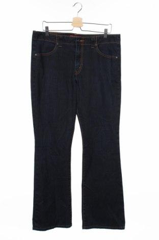 Детски дънки Levi's, Размер 12-13y/ 158-164 см, Цвят Сив, 99% памук, 1% еластан, Цена 6,00лв.