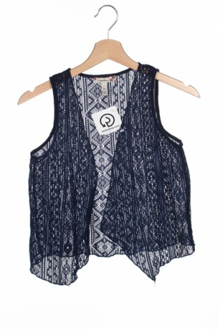 Dětská vesta  Speechless, Rozměr 13-14y/ 164-168 cm, Barva Modrá, 70% bavlna, 30% polyamide, Cena  100,00Kč