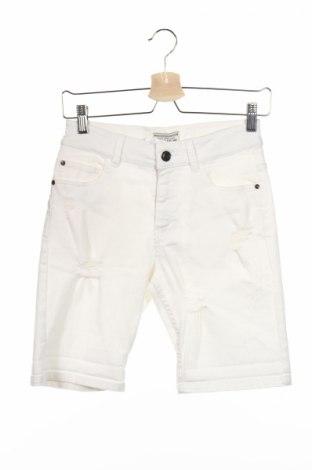 Detské krátke nohavice  Review, Veľkosť 12-13y/ 158-164 cm, Farba Biela, Cena  5,88€