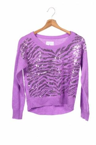 Detský sveter  Justice, Veľkosť 13-14y/ 164-168 cm, Farba Ružová, 92%acryl , 5% polyester, 3% iné vlákna, Cena  15,88€