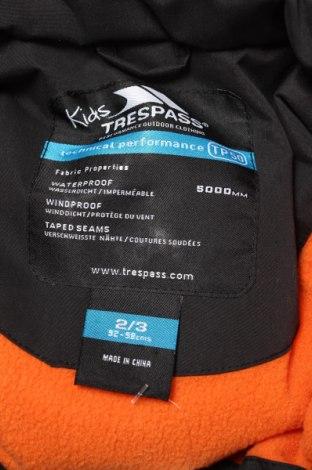 Детско яке Trespass, Размер 18-24m/ 86-98 см, Цвят Сив, 100% полиестер, Цена 99,96лв.