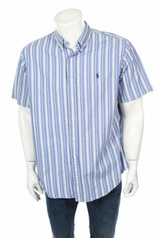 Мъжка риза Ralph Lauren, Размер XL, Цвят Син, Памук, Цена 24,30лв.