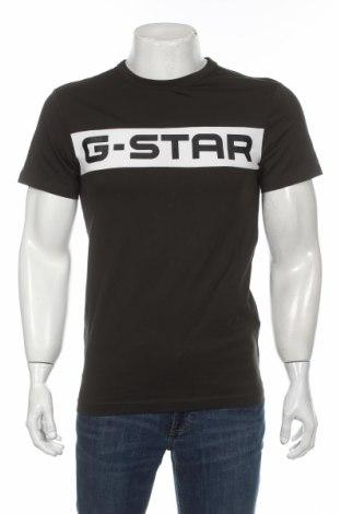 Tricou de bărbați G-Star Raw, Mărime XS, Culoare Verde, Bumbac, Preț 70,26 Lei
