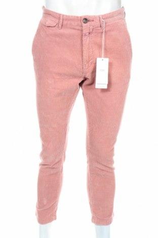 Мъжки джинси Closed, Размер M, Цвят Розов, Памук, Цена 186,75лв.