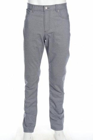 Męskie spodnie Christian Berg, Rozmiar L, Kolor Niebieski, 97% bawełna, 3% elastyna, Cena 47,09zł