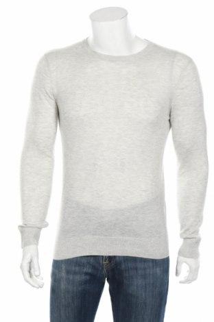 Мъжки пуловер, Размер S, Цвят Сив, Цена 11,96лв.