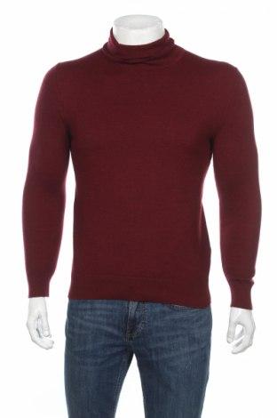 Ανδρικό πουλόβερ Christian Berg, Μέγεθος S, Χρώμα Κόκκινο, 50% μαλλί, 50%ακρυλικό, Τιμή 40,21€