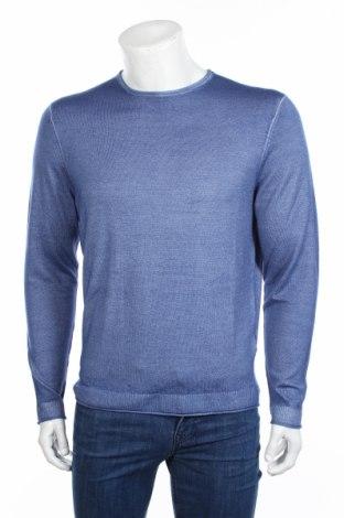 Pánsky sveter  House Of Paul Rosen, Veľkosť M, Farba Modrá, Vlna, Cena  45,88€