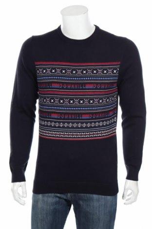 Мъжки пуловер Mc Neal, Размер M, Цвят Син, Цена 16,56лв.