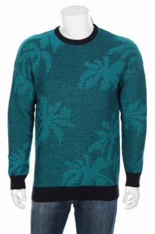 Мъжки пуловер Mc Neal, Размер M, Цвят Зелен, Цена 16,56лв.