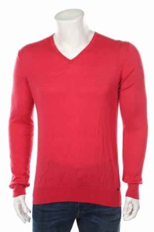 Pánsky sveter  Olymp, Veľkosť L, Farba Ružová, 85% vlna, 15% hodváb , Cena  51,03€