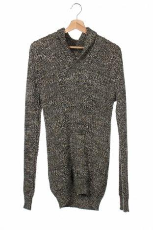 Мъжки пуловер Rebel, Размер S, Цвят Зелен, Памук, Цена 11,96лв.