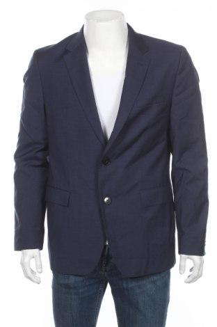 Pánské sako  Hugo Boss, Rozměr XL, Barva Modrá, Vlna, Cena  3816,00Kč