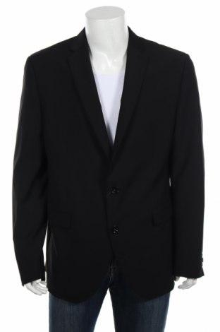 Мъжко сако McNeal, Размер XL, Цвят Черен, 54% полиестер, 42% вълна, 4% еластан, Цена 29,50лв.