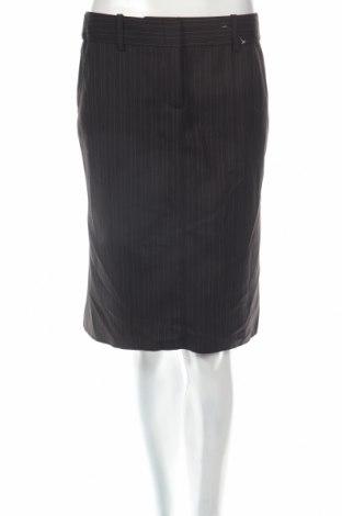 Пола BCBG Max Azria, Размер M, Цвят Черен, 54% полиестер, 44% вълна, 2% еластан, Цена 29,90лв.