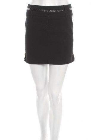 Φούστα Bisou Bisou By Michele Bohbot, Μέγεθος S, Χρώμα Μαύρο, 76% βισκόζη, 20% πολυαμίδη, 4% ελαστάνη, Τιμή 11,13€