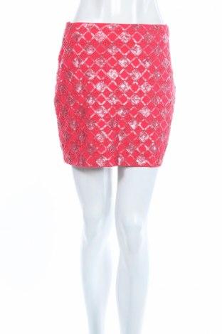 Φούστα Miami, Μέγεθος M, Χρώμα Ρόζ , 65% βαμβάκι, 35% πολυεστέρας, Τιμή 4,29€