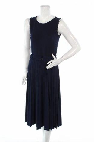 Sukienka About A Girl, Rozmiar M, Kolor Niebieski, 95% poliester, 5% elastyna, Cena 126,07zł