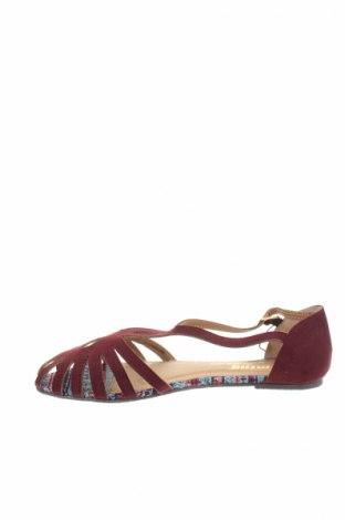 Sandale Mtng, Mărime 37, Culoare Roșu, Textil, Preț 106,58 Lei