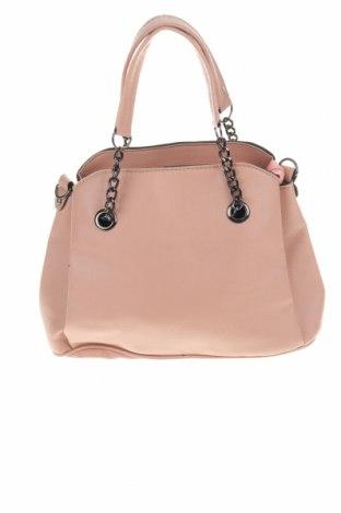 Τσάντα, Χρώμα Ρόζ , Δερματίνη, Τιμή 17,66€