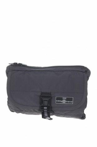 Чанта за кръст, Цвят Сив, Текстил, Цена 28,35лв.