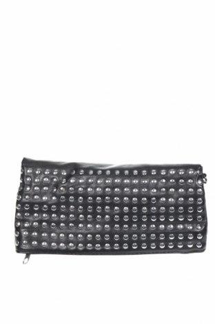 Дамска чанта H&M, Цвят Черен, Еко кожа, Цена 19,11лв.
