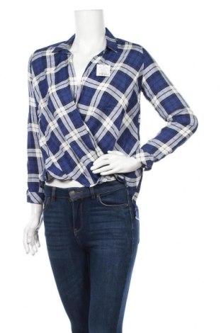 Γυναικεία μπλούζα Alcott, Μέγεθος S, Χρώμα Μπλέ, Βισκόζη, Τιμή 12,63€