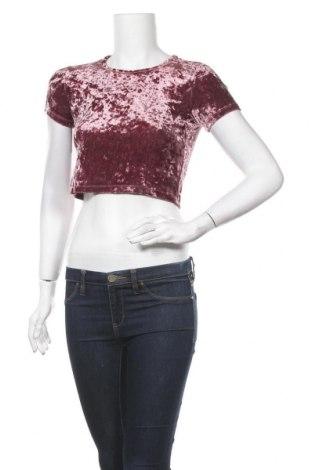 Γυναικεία μπλούζα Ardene, Μέγεθος XS, Χρώμα Ρόζ , 90% πολυεστέρας, 10% ελαστάνη, Τιμή 3,86€