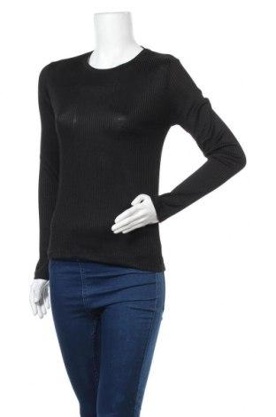 Γυναικεία μπλούζα Bik Bok, Μέγεθος M, Χρώμα Μαύρο, Τιμή 11,72€