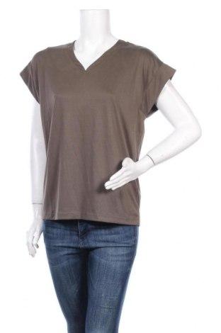 Дамска блуза Culture, Размер S, Цвят Зелен, 70% модал, 30% полиестер, Цена 10,56лв.