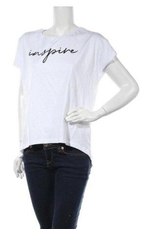 Дамска блуза Even&Odd, Размер M, Цвят Бял, Памук, Цена 17,60лв.
