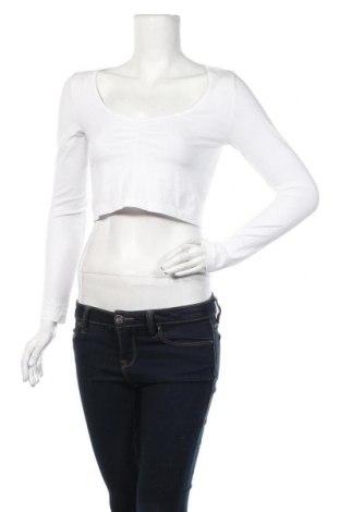 Дамска блуза Even&Odd, Размер S, Цвят Бял, 95% памук, 5% еластан, Цена 10,08лв.